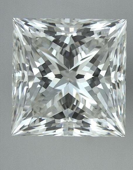 1.30 Carat Princess Cut Loose Diamond VS1 Clarity I Color Excellent Cut
