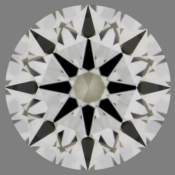1.52 Carat Round Cut Loose Diamond VVS2 Clarity F Color Ideal Cut