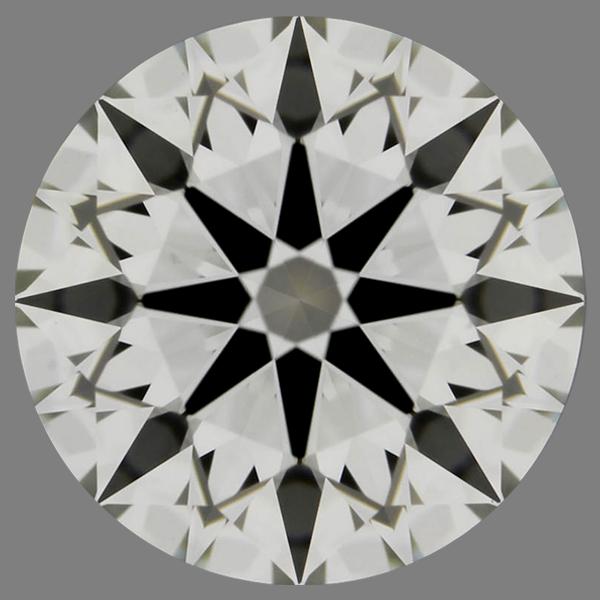 1.53 Carat Round Cut Loose Diamond VVS2 Clarity J Color Ideal Cut
