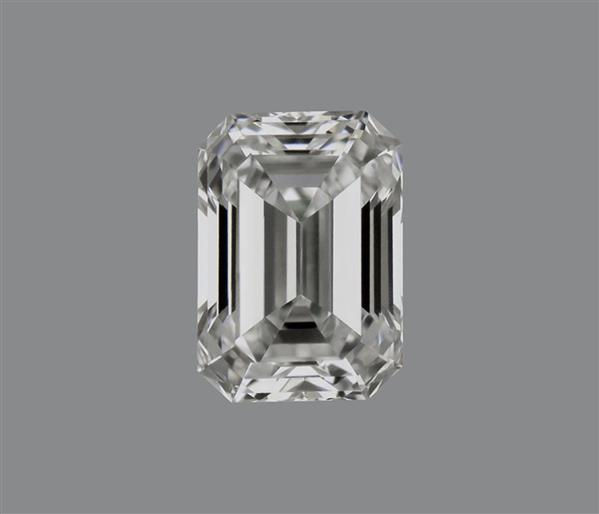 0.18 Carat Emerald Cut Loose Diamond VS2 Clarity E Color Excellent Cut