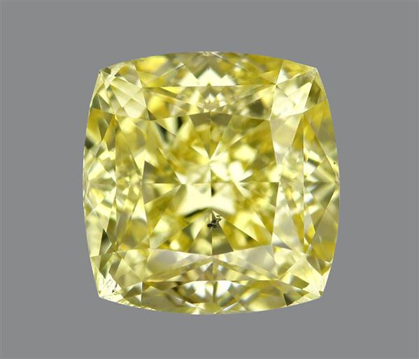 1.50 Carat Cushion Cut Loose Diamond SI1 Clarity Color Very Good Cut